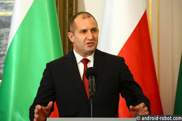 Президент Болгарии высказался заотмену санкций вотношении РФ