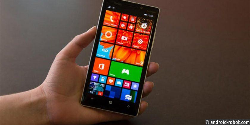Больше никто невыпускает Windows-смартфоны