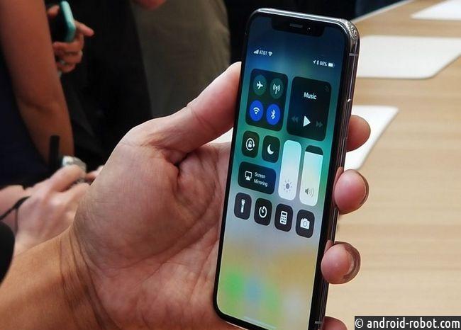 Поставки iPhone Xбудут менее задуманных вдвое