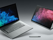 Новый «планшетобук» Microsoft Surface Book 2 вдва раза мощнее MacBook Pro