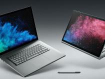 Microsoft показала свои более массивные ноутбуки Surface Book 2