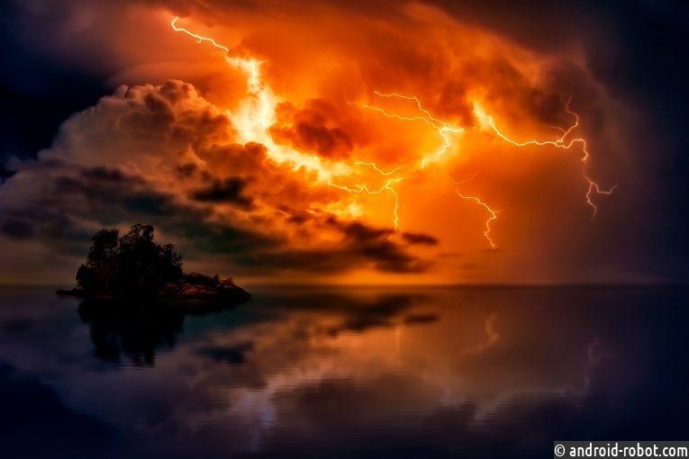 Землю ожидают сильный нагрев атмосферы и бури— Ученые