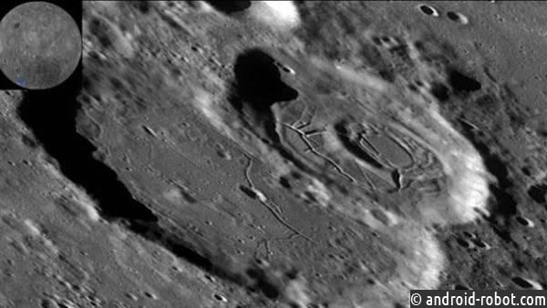 Уфолог нашел наЛуне вход набазу инопланетян