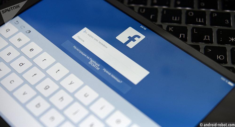 Facebook передаст съезду связанные сРФ маркетинговые сообщения политического характера