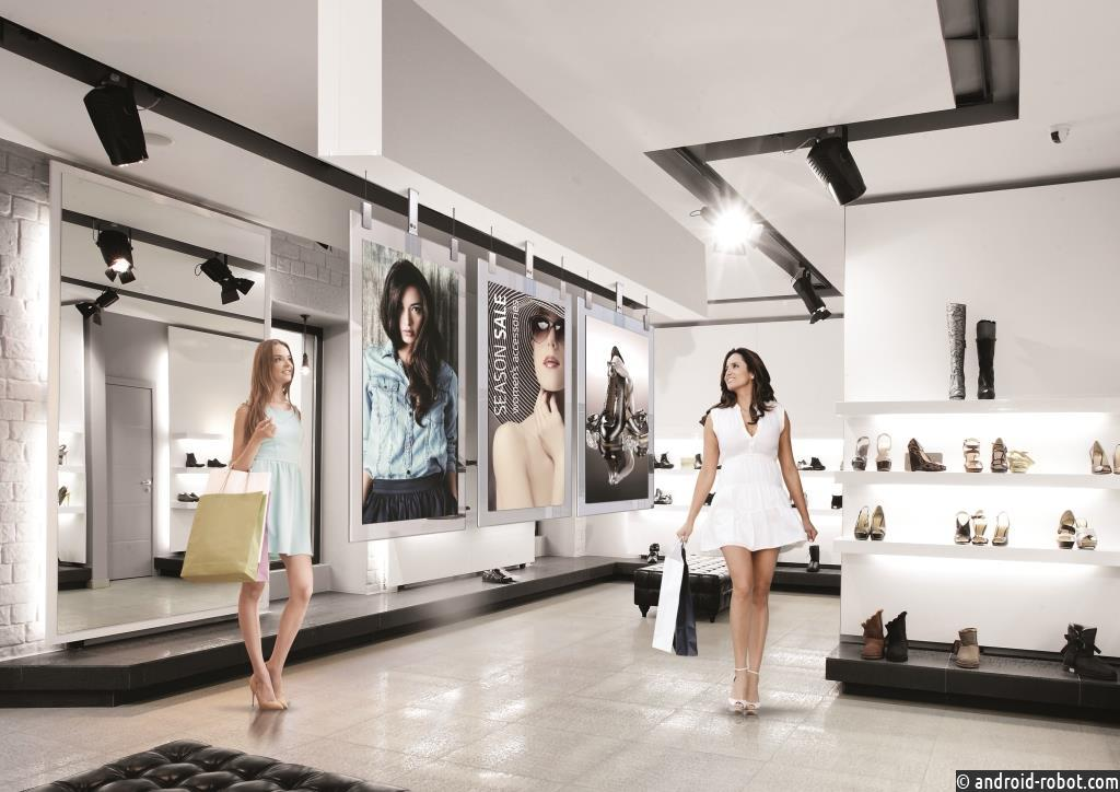 Компания LG представляет на российском коммерческие двусторонние OLED-дисплеи 55EG5CD и 55EG5SD