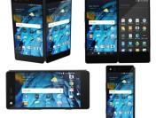 Анонс ZTE Axon M: складной смартфон с 2-мя дисплеями иценником $725