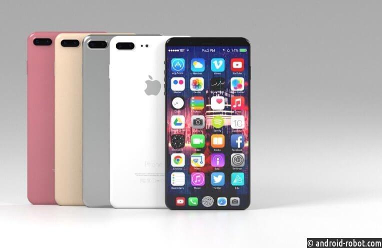 Apple вдвое уменьшила заказы наiPhone 8