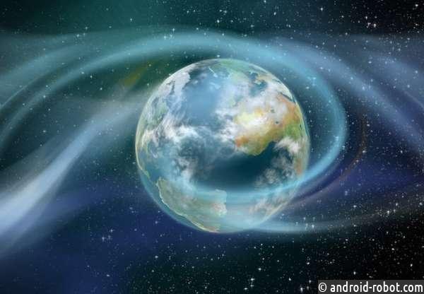13-14октября предполагается сильная магнитная буря
