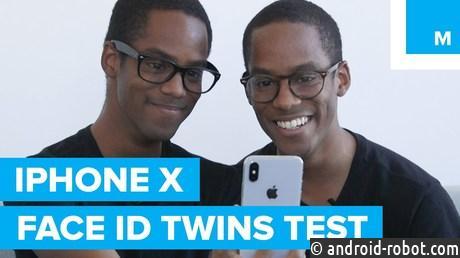 Близнецы показали, как взломать IPhone Xзаминуту