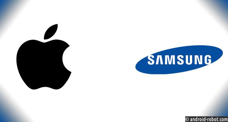 Верховный суд США поддержал Apple впатентном споре с Самсунг