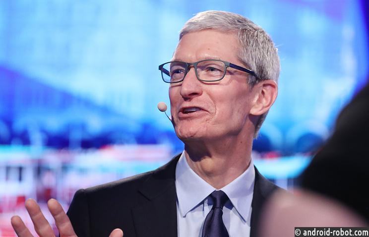 Руководитель Apple озвучил главную угрозу социальных сетей