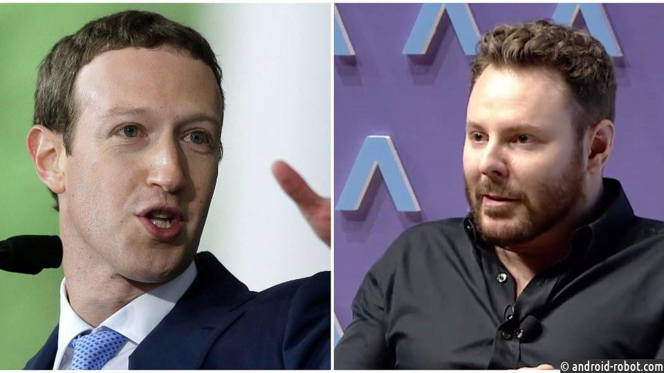 Facebook взломала человеческую психику иподсадила юзеров налайки— Шон Паркер