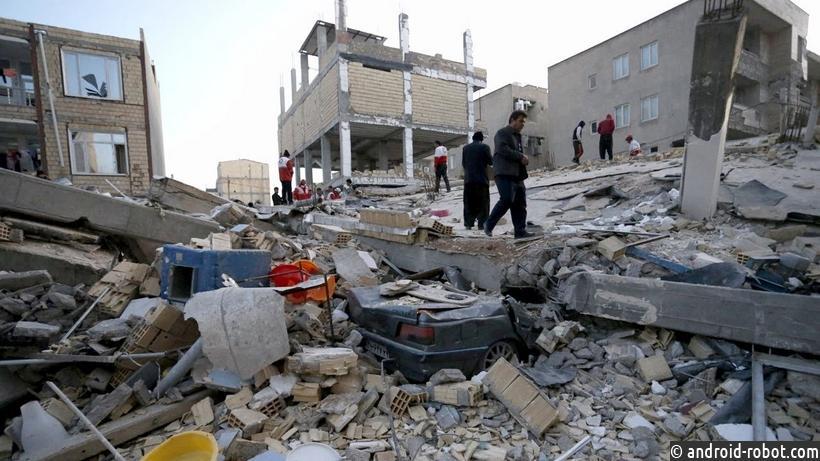 Ученые: в 2018 число разрушительных землетрясений удвоится