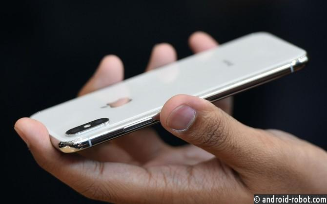 Apple знает, что экран вiPhone Xможет выгореть
