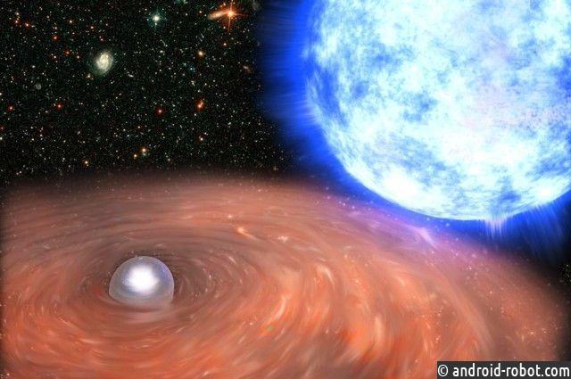 Астрофизики изРФ иИталии впервый раз наблюдали сжимающегося белого карлика
