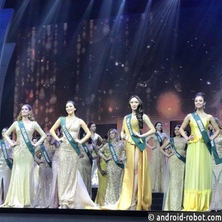 Кыргызстанка несмогла победить наконкурсе «Мисс Земля»