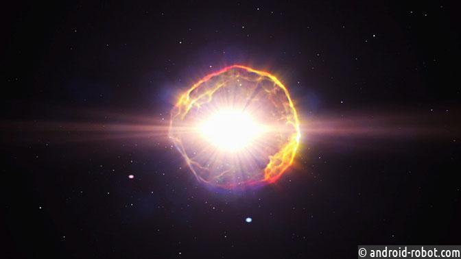 Звезду-зомби обнаружили всозвездии Большой Медведицы