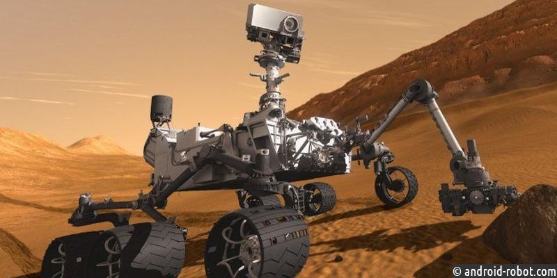 NASA строит новый марсоход для исследования Марса