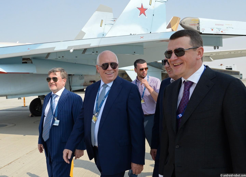 ОАЭ иРФ планируют совместно сделать гражданский самолёт