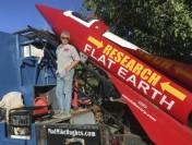 Житель США нашел способ обосновать, что Земля плоская