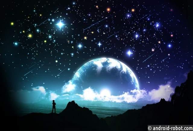 Полнолуние итри звездных дождя смогут наблюдать нижегородцы вконце осени