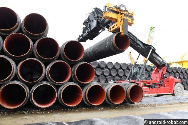 Участники «Северного потока— 2» продолжат снабжать средствами проект вусловиях санкций США