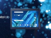 Lenovo представила планшет под брендом Motorola