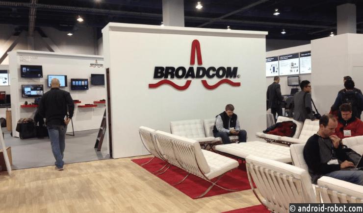 Broadcom желает купить Qualcomm за130 млрд. долларов
