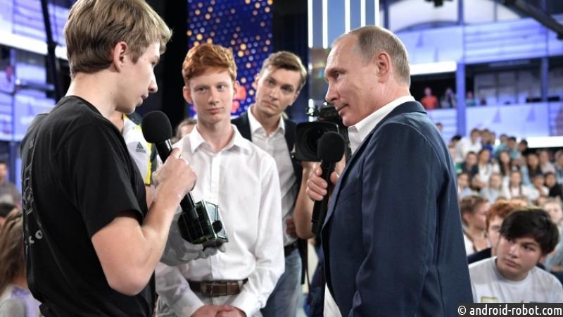 Показанный Путину наноспутник запустят воткрытый космос в последующем году