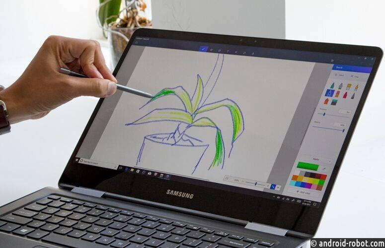 Самсунг показала обновленные ультрабуки Notebook 9
