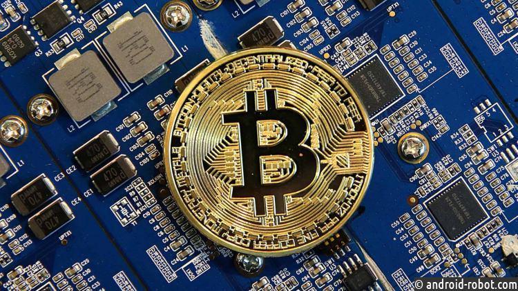 Вирус взломал смартфон при помощи криптовалюты