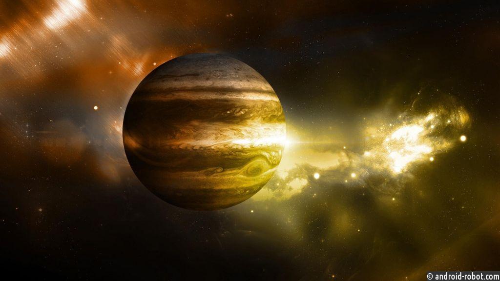 Замысловатые облака Юпитера прислал наЗемлю зонд NASA Juno
