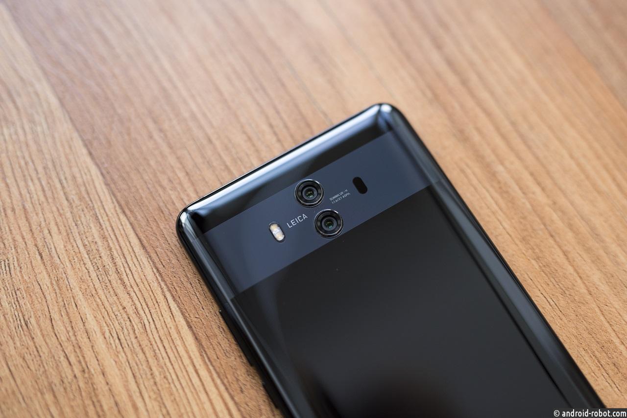Huawei работает над телефоном с40-мегапиксельной камерой