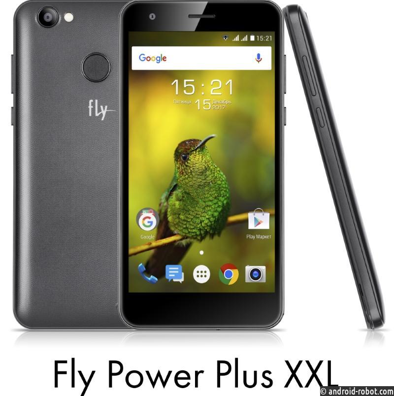 Fly Power Plus XXL – поколение Xlife