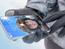 Synaptics представила сканер отпечатков пальцев, который может работать под стеклом монитора