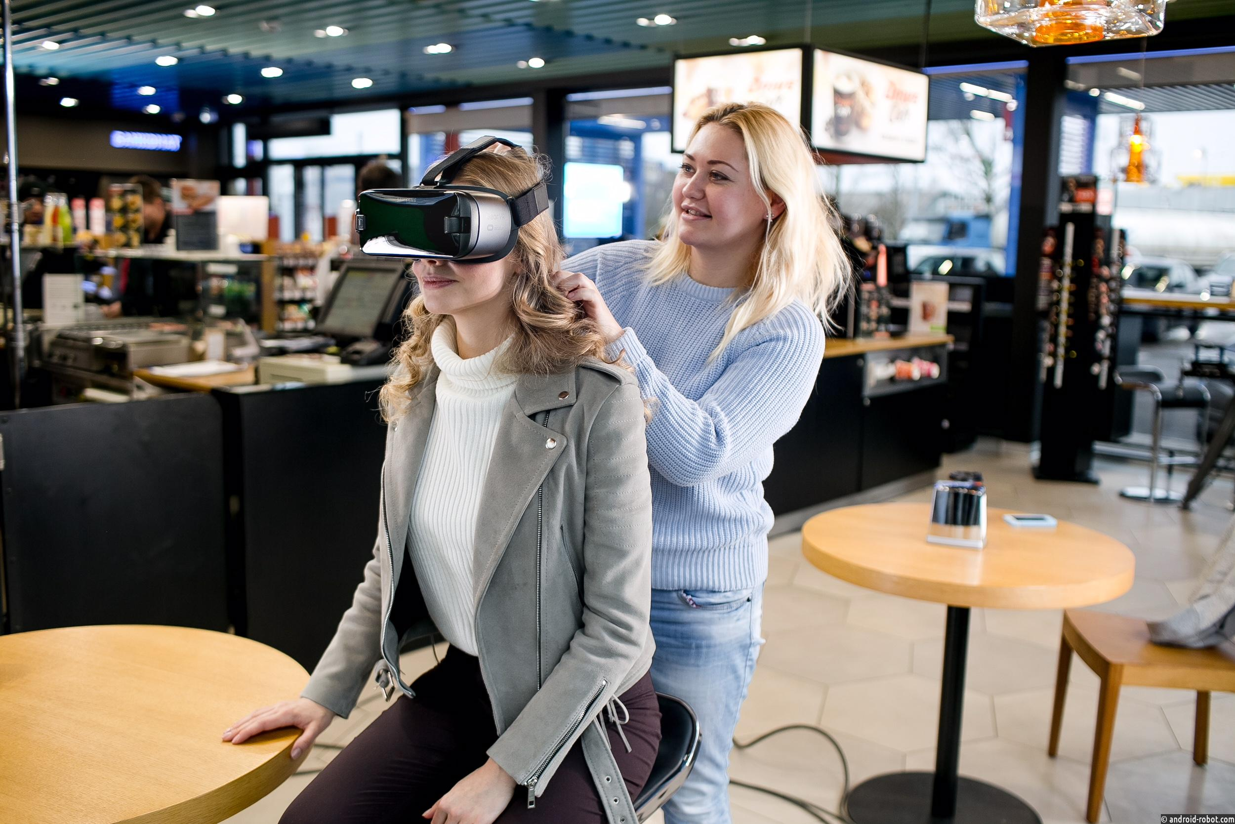 Клиенты сети АЗС «Газпромнефть» увидят «Путь топлива»  в очках виртуальной реальности