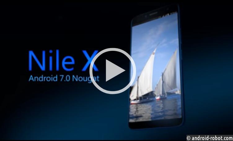 Стартовал предзаказ напервый египетский смартфон Nile X