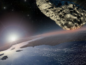 УЗемли пролетит астероид