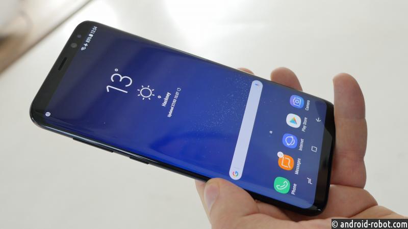 Вглобальной паутине появился видеоролик нового телефона Самсунг S9