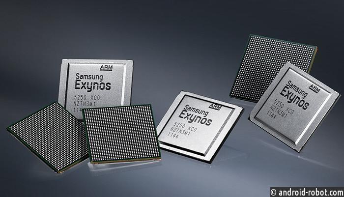 Самсунг поставит процессоры для телефонов сторонних компаний