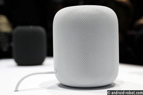 Apple объявила, когда начнет торговать HomePod