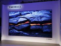 The Wall— новый 146-дюймовый модульный MicroLED-телевизор Samsung