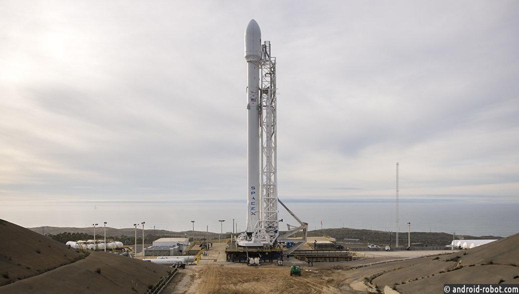 SpaceX провела успешное испытание ракеты Falcon Heavy