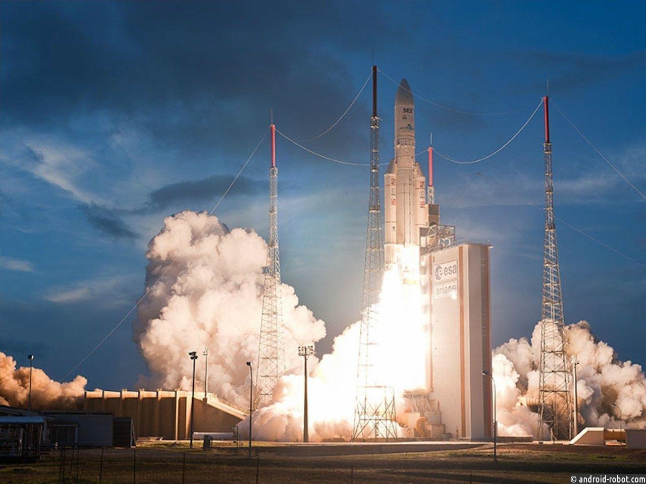 Германия благополучно проверила двигатель для ракеты Ariane 6