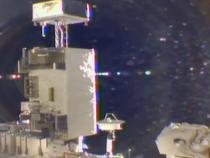 Уфологи увидели всередине зимы НЛО около МКС