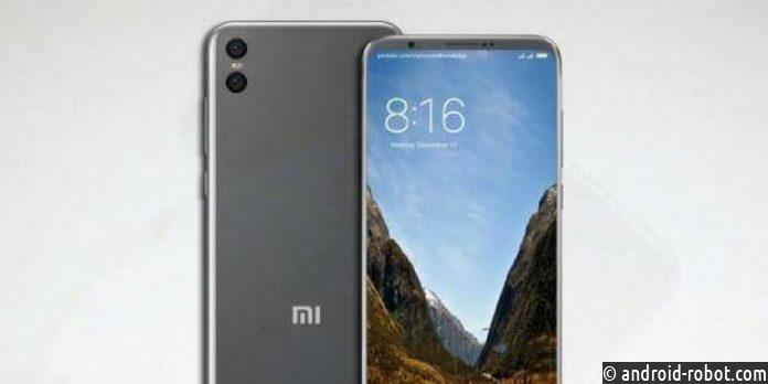 Xiaomi анонсирует мощнейший смартфон MiMIX 2S наMWC 2018