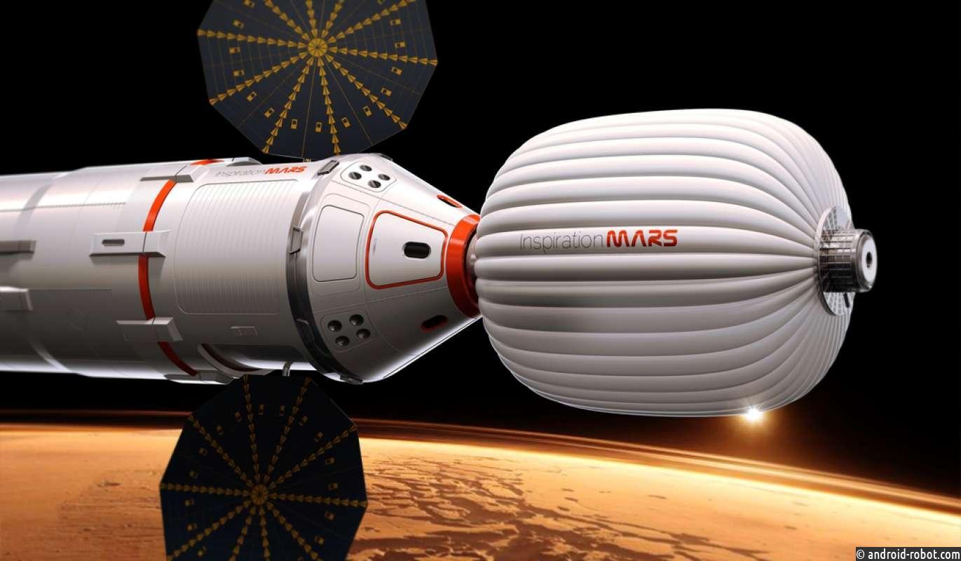Ученые: Зонд TGO отправил наЗемлю газовую карту атмосферы Марса