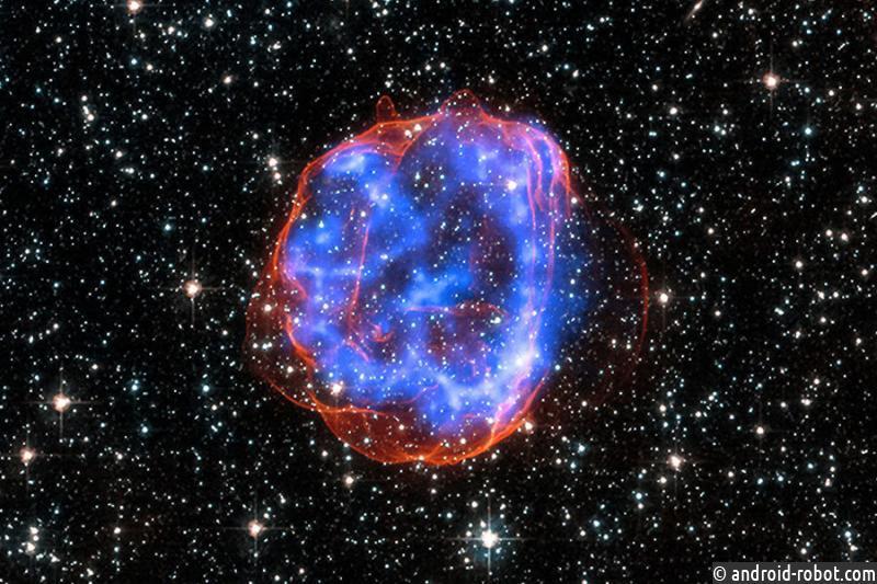 ВИндии ученые отыскали древнейшее изображение космической катастрофы