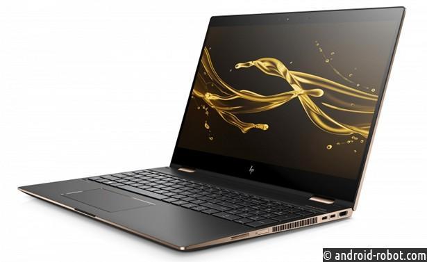 CES 2018: официальный анонс 15,5-дюймового ноутбукаHP Spectre x360