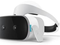Lenovo выпустила автономный VR-шлем Mirage Solo